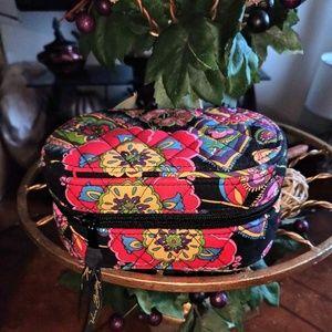 Vera Bradley Travel Jewelry Box